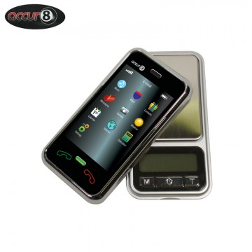 ACCUR8 CELL PHONE SCALE 600 X 0.1GM - CP3-600