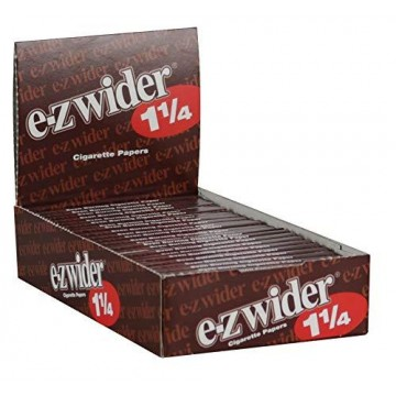 EZ WIDER 1 ¼ ROLLING PAPERS 24ct/BOX