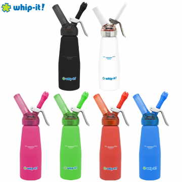 WHIP-IT 1/2 LITER INSPIRE SERIES DISPENSER (FOOD PURPOSE ONLY)