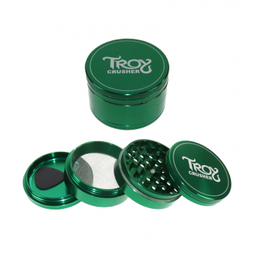 TROY CRUSHER GRINDER 4 PART 50MM 5ct/pack