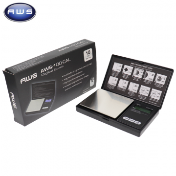 AWS-100-CAL  X 0.01G DIGITAL SCALE W/ 100g CALIBRATION WEIGHT