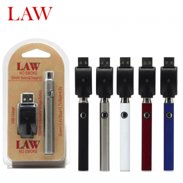 LAW  PREHEATING VV BATTERY & CHARGER KIT
