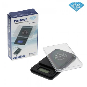 PERFECT JEWELRY PS7-100 X 0.01G DIGITAL SCALE